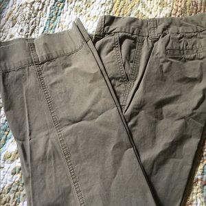 2 Pairs Gap Chino Trousers